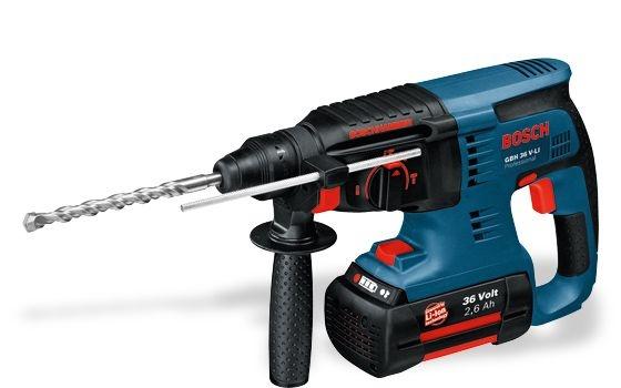 博世 GBH 36 V-LI Professional 电锤